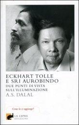 Eckhart Tolle e Sri Aurobindo