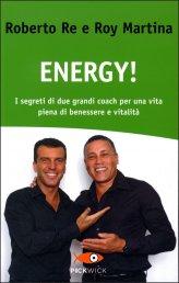 Energy! - Libro
