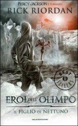 Eroi dell'Olimpo - Il Figlio di Nettuno - Libro