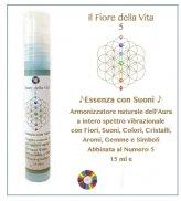 Essenza il Fiore della Vita - Numero 5 - Spray - 15ml
