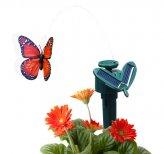 Farfalla a Energia Solare con Effetto Volo