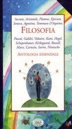 Filosofia - Antologia Essenziale