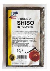 Foglie di Shiso in Polvere - 50 g