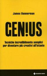 Genius - Libro