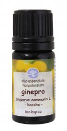 Ginepro - Olio Essenziale Floripotenziato