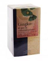 Gingko - Tè per la Concentrazione - 20 Bustine