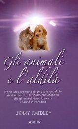 Gli Animali e l'Aldilà - Libro