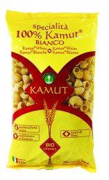 Gobboni di Kamut 100% Bianco
