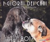 I Giorni dei Cani - Calendario da Tavolo 2016