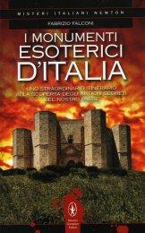 I Monumenti Esoterici d'Italia - Libro