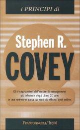 I Principi di Stephen R. Covey - Libro