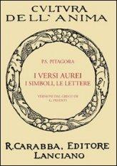 I Versi Aurei, I Simboli, Le Lettere