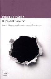 Il 4% dell'Universo - Libro