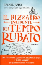 Il Bizzarro Incidente del Tempo Rubato - Libro