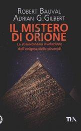 Il Mistero di Orione