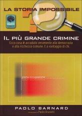 Il Più Grande Crimine - Libro
