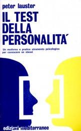 Il Test della Personalità - Libro