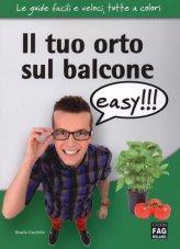 Il Tuo Orto sul Balcone Easy - Libro