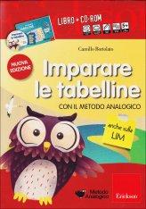 Imparare le Tabelline - Libro + CD-Rom