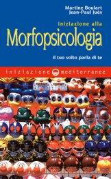 Iniziazione alla Morfopsicologia - Libro