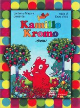 Kamillo Kromo DVD