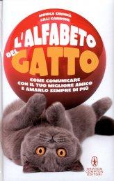 L'alfabeto del Gatto. - Libro