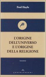 L'origine dell'Universo e l'Origine della Religione