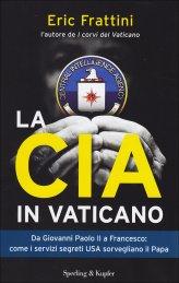 La Cia in Vaticano - Libro