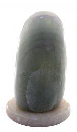 Lampada in Fluorite Verde Feng Shui 2/3 Kg.