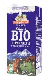 Latte Bio UTH - Parzialmente Scremato