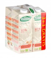 Latte di Soia Natural 3+1 da 1l