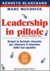 Leadership in Pillole