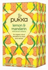 Lemon & Mandarin - Tisana Pukka
