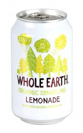 Lemonade - Organic Sparkling