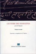 Lettere dei Mahatma ad A. P. Sinnett. Vol. 2