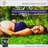 Love Inspiration Therapy Energy - CD