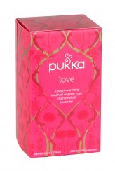 Love - Tisana Pukka