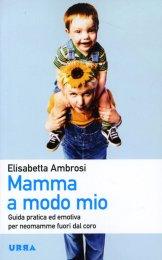 Mamma a Modo Mio - Libro