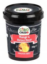 Mango a Strisce Secco Bio Raw Organic