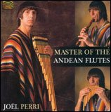 Master of the Andean Flutes - CD