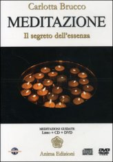 Meditazione - Libro + CD + DVD