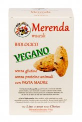 Merenda Muesli Biologico Vegano
