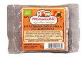 Merendina Bio di Mela con Albicocca - 35 g