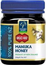 Miele di Manuka Mgo 400 - 250 gr