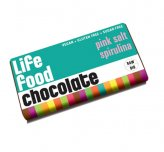 Mini Life Food Chocolate - Pink Salt Spirulina - Sale Rosa e Spirulina