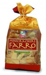 Minicrackers di Farro Bio - 250g