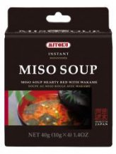 Miso Soup - Zuppa Miso Istantanea alle Alghe - 40 g