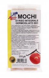 Mochi di Riso Integrale Germogliato Bio