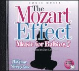 Music for Babies - From Playtime to Sleepytime - CD
