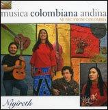 Musica Colombiana Andina - Cd